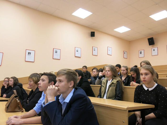 Экскурсия в университет МВД России