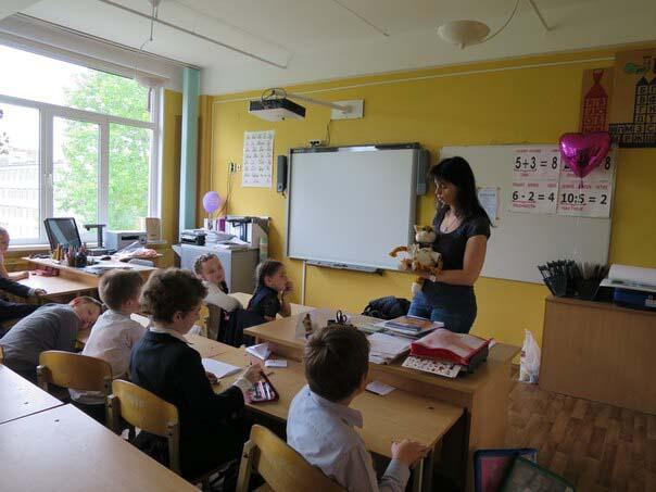 Детская писательница Евгения Малинкина